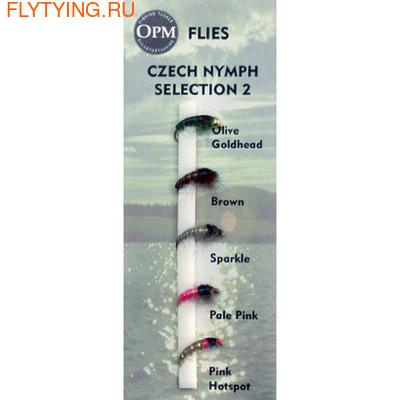 OPM 20040 Набор мушек Czech Nymph Selection #2