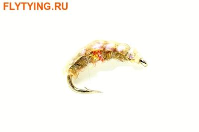 Fulling Mill 14300 Мушка нимфа Pearl Shrimp