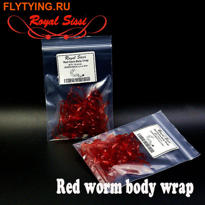 Royal Sissi 56005 Пленка Red Worm Body Wrap (фото)