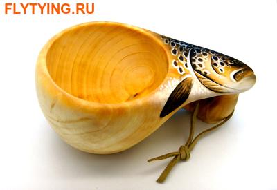 93065 Деревянная финская кружка Wooden Kuksa