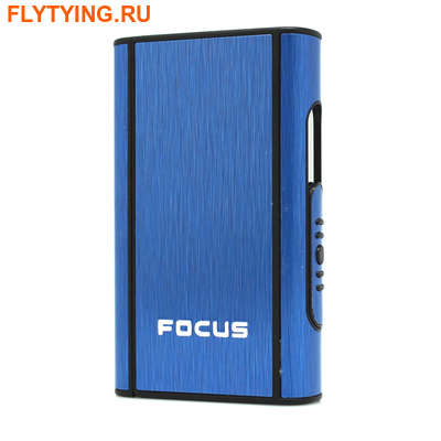 FOCUS 93009 Автоматический портсигар Cigarette Case ''Lavida''
