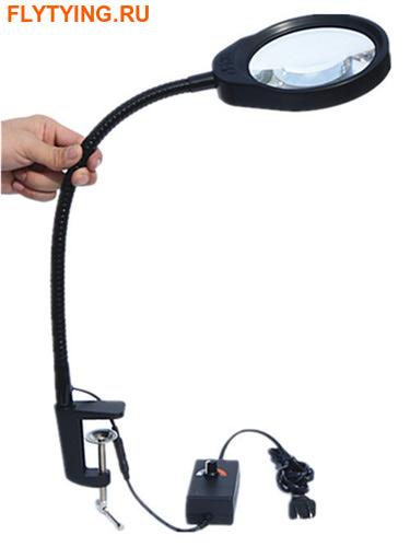 PDOK 41538 Портативное увеличительное стекло с подсветкой Clip Led Lights Bendable Magnifier (фото)
