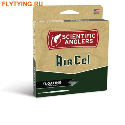 SCIENTIFIC ANGLERS™ 10496 Нахлыстовый шнур Air Cel Yellow (фото)