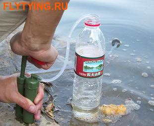 Pure Easy 81221 Компактный фильтр для воды Outdoor Portable Water Filter (фото)
