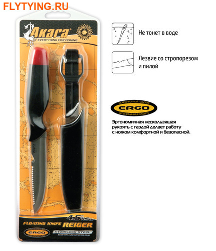 Akara 81265 Нож Reiger Floating Knife