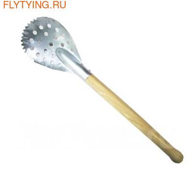 19232 Черпак рыболовный Serrated Leaky Spoon