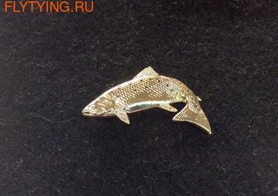 93069 Значок Лосось - Salmon