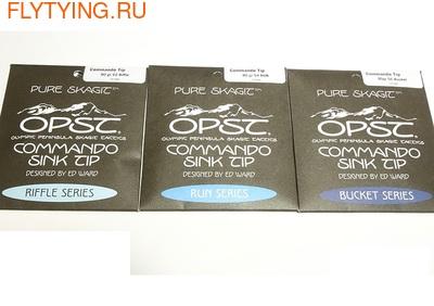 OPST 10243 Сменные концы Commando Micro Tips 10 feet (фото, OPST 10243 Сменные концы Commando Micro Tips 10 feet)