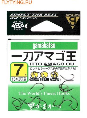 Gamakatsu 60550 Крючок ITTO AMAGO OU 67085 (фото)