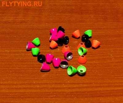 FLY-FISHING 58021 Головки вольфрамовые конические Tungsten Cone Heads