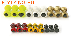 WAPSI 58006 Глазки свинцовые крашеные Dumbbell Eyes Painted