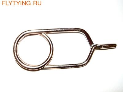Gulam Nabi 41011 Держатель пера Long Nose Hackle Pliers