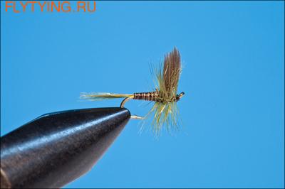11075 Сухая мушка Olive Dun