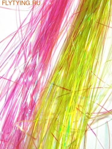 Akara 54001 Плоские блестящие волокна MYLAR MIRROR