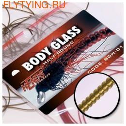 Hends Products 52214 Материал для тела Body Glass - half round