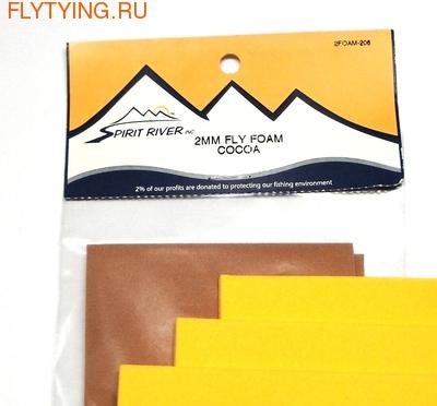 Spirit River 59006 Пенки толщиной 2 мм Fly Foam