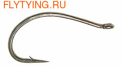 Kamasan 60062 Крючок одинарный B420 Fly Hook - Dry Sedge - loop bend, up eye, caddis/sedge