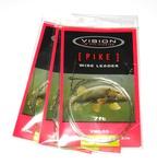 Vision 10531 Щучий подлесок Pike Wire Leader