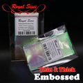 Royal Sissi 56025 Перламутровая пленка Pearl Film Embossed