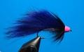 A.Jensen 15119 Мушка стример Zonker Cone Grizzly Purple