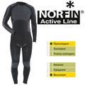 Norfin 70361 Термобелье Active Line