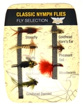 Fenwick 20037 Набор мушек Classic Nymph Selection