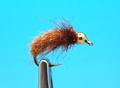 Mikkus & Caddis 14223 Мушка нимфа куколка ручейника GH Caddis Pupa Cinnamon