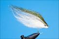 Rusangler 18017 Морская мушка Diamond Hair Streamer Weighted Silver