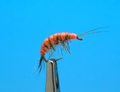 Mikkus & Caddis 14247 Мушка имитация бокоплава Freshwater Molting Scud