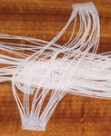 Hareline 58120 Силиконовые ножки AQUA GLOW CRAZY LEGS
