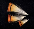 SFT-studio 53307 Шейные перья золотого фазана Golden Pheasant Tippet Feathers