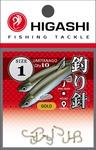 HIGASHI 60402 Крючок одинарный Umitanago