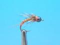 Mikkus & Caddis 14511 Мушка нимфа Far Eastern Striped Nymph Orange