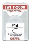 VARIVAS 60562 Крючок одинарный IWI T-2000 Terrestrial