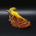 Royal Sissi 53317 Перо золотого фазана Golden Pheasant Complete Head