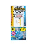 Gamakatsu 21258 Готовая оснастка кейрю Keiryu Free Type Ceiling Thread Perfect Device KE-116