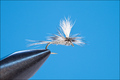 Rusangler 11078 Сухая мушка Parachute - Iron Blue