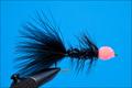 Rusangler 16036 Лососевая мушка Egg Sucking Leech Black Pearl