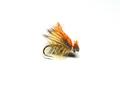11083 Сухая мушка имитация ручейника Elk Wing Caddis Tan
