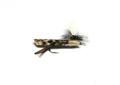 11088 Сухая мушка имитация кузнечика Parachute Hopper
