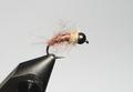 14068 Мушка нимфа BH Caddis Pupa - Cinnamon
