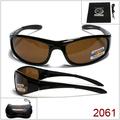 81304 Очки поляризационные коричневые 2061