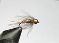 14076  Мушка нимфа CDC Pheasant Tail Flash Back