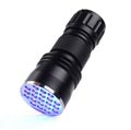 81133 УФ-фонарик UV 21 Led Flashlight