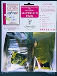 59502 Набор материалов для начинающих Beginners Guide to Fly Tying Materials Pack
