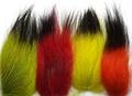 52370 Набор кусочков меха из хвоста енота Raccoon Tail MIX