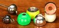 58038 Вольфрамовые головки Counter Sunk Tungsten Beads