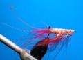 16068 Мушка имитация креветки Crangon Shrimp Shrimp Pink