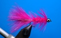 15110 Мушка стример Dog Nobbler Fluo Pink