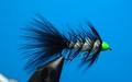 15112 Мушка стример Ice Cone Black